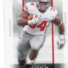 CARLOS HYDE 2014 Upper Deck Star Rookies #7 ROOKIE OHIO STATE Buckeyes 49ers Quantity QTY