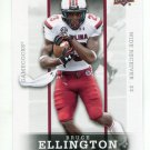 BRUCE ELLINGTON 2014 Upper Deck Star Rookies #24 ROOKIE SOUTH CAROLINA 49ers Quantity QTY
