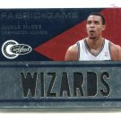 JaVALE McGEE 2010-11 Panini Certified JERSEY #30 Wizards #d/299