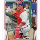 CARLOS RUIZ 2014 Bowman #204 Philadelphia Phillies