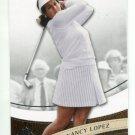 NANCY LOPEZ 2013 SP Authentic #43 LPGA Golf