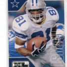 RAGHIB ROCKET ISMAIL 2002 Upper Deck XL #141 DALLAS COWBOYS Notre Dame Irish