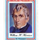 WILLIAM H. HARRISON 1974 Visual Panographics AMERICAN PRESIDENTS
