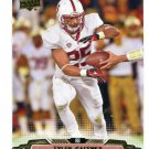TYLER GAFFNEY 2014 Upper Deck UD Star Rookies #64 ROOKIE Stanford Cardinal PATRIOTS