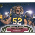 CARL BRADFORD 2014 Upper Deck UD Star Rookies #75 ROOKIE Arizona State Sun Devils PACKERS