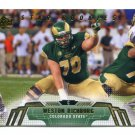 WESTON RICHBURG 2014 Upper Deck UD Star Rookies #86 ROOKIE Colorado State NY GIANTS