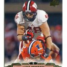 JACOB PEDERSEN 2014 Upper Deck UD Star Rookies #111 ROOKIE Wisconsin Badgers FALCONS
