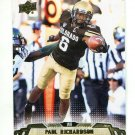 PAUL RICHARDSON 2014 Upper Deck UD Star Rookies #125 ROOKIE Colorado Buffalo SEAHAWKS