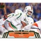 STEPHEN MORRIS 2014 Upper Deck UD Star Rookies #140 ROOKIE Miami Canes HURRICANS Jaguars QB
