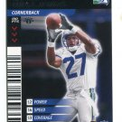 WILLIE WILLIAMS 2001 NFL Showdown #398 ROOKIE Steelers SEAHAWKS - his only card