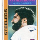 FRANCO HARRIS 1978 Topps All-Pro #500 Steelers PENN STATE Nittany Lions (B)