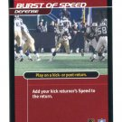 TRUNG CANIDATE 2002 NFL Showdown Action Card #S24 St. Louis Rams