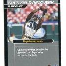 AENEAS WILLIAMS 2002 NFL Showdown Action Card #S49 St. Louis Rams SOUTHERN UNIV.