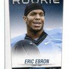 ERIC EBRON 2014 Panini Stickers #310 ROOKIE Detroit Lions NORTH CAROLINA UNC Tar Heels