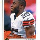 CHRIS OGBONNAYA 2014 Panini Stickers #96 Browns