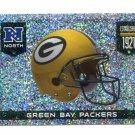 GREEN BAY GB PACKERS 2014 Panini Stickers #313 Diamond Foil