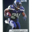 MARSHAWN LYNCH 2014 Panini Stickers FOIL #442 Seahawks CAL BEARS