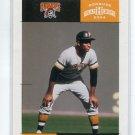 PW) ROBERTO CLEMENTE 2004 Donruss Team Heroes #343 Pittsburgh Pirates HOF Damaged