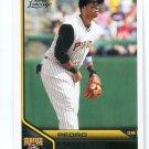PEDRO ALVAREZ 2011 Topps Lineage #116 Pittsburgh Pirates