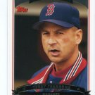 MANAGER Coach TERRY FRANCONA 2006 Topps #595 Boston Red Sox