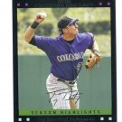 TROY TULOWITZKI 2007 Topps Update & Highlights #UH209 Colorado Rockies