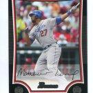 MATT KEMP 2009 Bowman #61 Dodgers