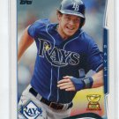 WIL MYERS 2014 Topps All-Star #110 ROOKIE Tampa Rays