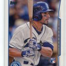 REYMOND FUENTES 2014 Topps #32 ROOKIE Padres