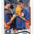 CHIA-JEN LO 2014 Topps #55 ROOKIE Astros TAIWAN China
