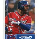 JASON HEYWARD 2014 Panini Stickers #171 Atlanta Braves
