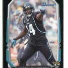 JUSTIN BLACKMON 2013 Bowman BLACK SP #42 Jaguars OKLAHOMA STATE Cowboys