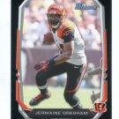 JERMAINE GRESHAM 2013 Bowman BLACK SP #48 Bengals OKLAHOMA Sooners