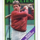 MIKE SCHMIDT 1988 Topps #600 Philadelphia Phillies