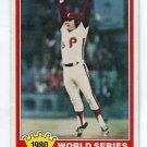 STEVE CARLTON 1981 Topps World Series #404 Philadelphia Phillies