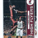 LeBRON JAMES 2012-13 Panini Threads High Flyers #2 Heat CAVALIERS BV $8