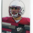TYLER GAFFNEY 2014 Press Pass #19 ROOKIE Stanford Cardinal PATRIOTS