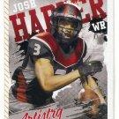 JOSH HARPER 2015 Sage Hit ARTISTRY Fresno State Bulldogs WR