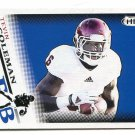 TEVIN COLEMAN 2015 Sage Hit #6 Indiana Hoosiers FALCONS RB
