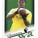 TYLER LOCKETT 2015 Sage Hit #16 ROOKIE Kansas State Wildcats SEAHAWKS WR