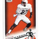 JORDAN RICHARDS 2015 Sage Hit HIGH Series #108 ROOKIE Stanford Cardinal PATRIOTS SS