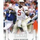 JAMEIS WINSTON 2015 Leaf Draft #84 Florida State Seminoles BUCCANEERS Heisman QB