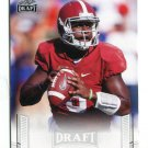 BLAKE SIMS 2015 Leaf Draft #7 ROOKIE Alabama Crimson Tide QB
