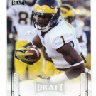 DEVIN FUNCHESS 2015 Leaf Draft #21 ROOKIE Michigan Wolverines CAROLINA Panthers WR