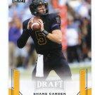 SHANE CARDEN 2015 Leaf Draft GOLD #50 ROOKIE East Carolina QB