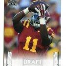 E.J. EJ BIBBS 2015 Leaf Draft #22 ROOKIE USC Trojans TE