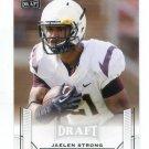 JAELEN STRONG 2015 Leaf Draft #26 ROOKIE Arizona State Sun Devils TEXANS WR