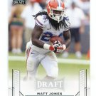 MATT JONES 2015 Leaf Draft #40 ROOKIE Florida Gators REDSKINS RB