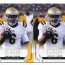 JORDAN JAMES 2015 Leaf Draft #73 ROOKIE UCLA Bruins RB