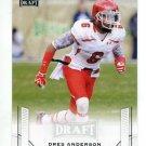 DRES ANDERSON 2015 Leaf Draft #69 ROOKIE Utah Utes WR