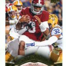 BLAKE SIMS 2015 Upper Deck UD Star #119 ROOKIE Alabama Crimson Tide QB